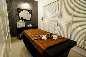 Body-treatment-room