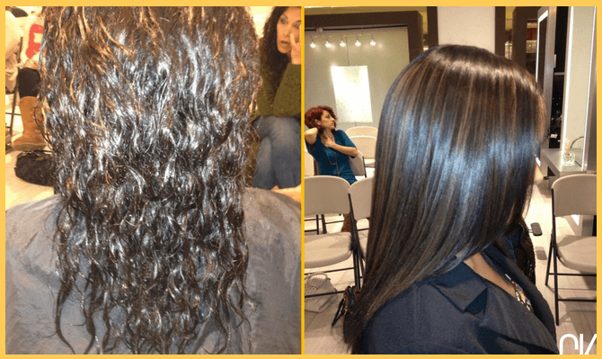 The Brazilian Keratin Hair Treatment My Experience The